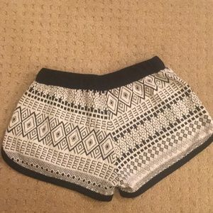 Pants - Brand new embroidery shorts.